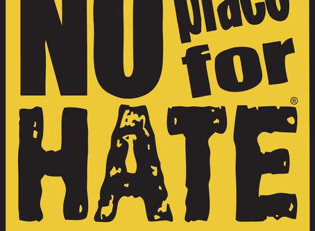 No Place For Hate-Poster Challenge
