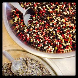 In production_ Lavender Peppercorns..jpg