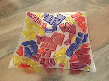 Mosaic riff