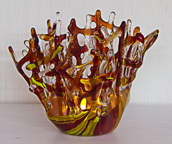 Modern Lace tea light
