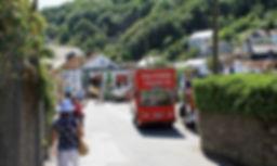 Polperro Tram