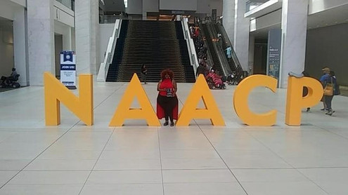 2019 NAACP Author's Pavilion at Cobo Center