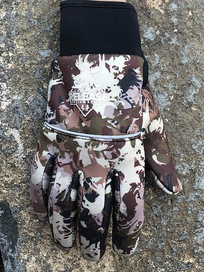 Light Weight Gloves (M-1 Brown)