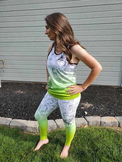 """Fitness Leggings """"Lime-green"""""""