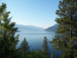 The View from El Nido Kootenay Lake Vacation Rental, Nelson BC