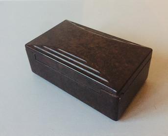 Vintage 'Gillette' Bakelite Blade Box