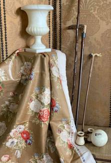 Piece of Vintage 'Ralph Lauren' Fabric
