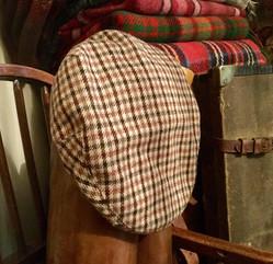 Vintage 'Peaky Blinders' Cap