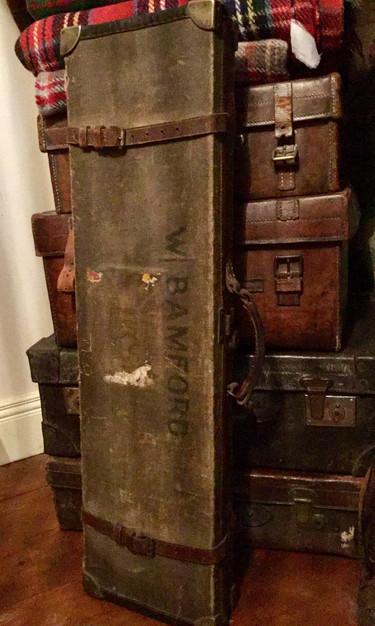 Antique 'W. Bramford' Gun Case