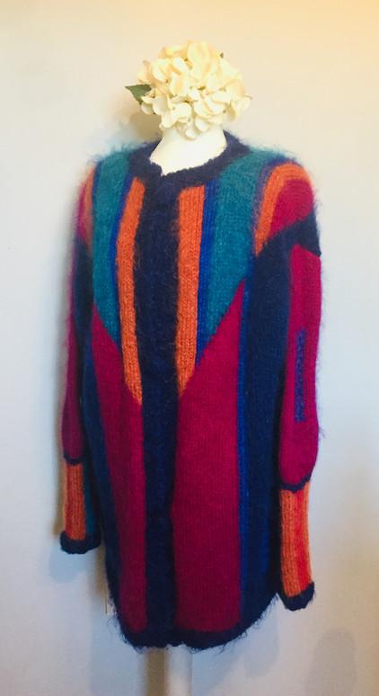 SOLD 80s 'Lucy Erridge' Mohair Jacket