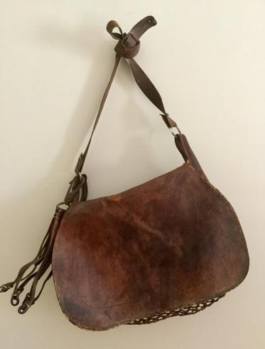Antique Hunting Game Bag