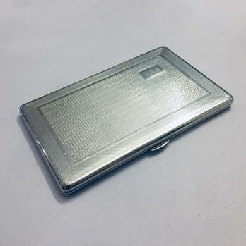 50s Chrome Cigarette Case