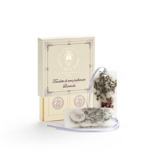 Santa Maria Novella Lavender Wax Tablets, Box of 2
