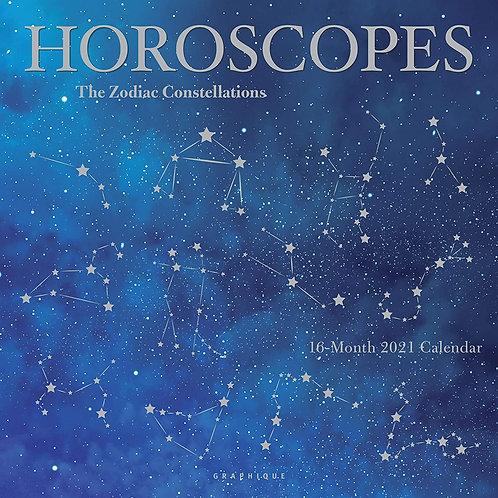 Horoscopes 2021 - 16 Month Calendar