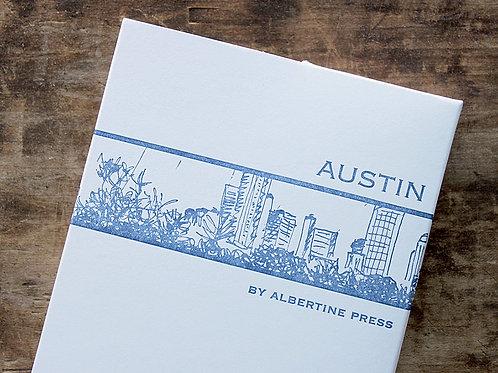 Austin Folded Notes