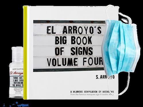 El Arroyo's Big Book of Signs - Vol. 4: COVID Edition