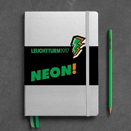 Leuchtturm A5 Journal - Neon!