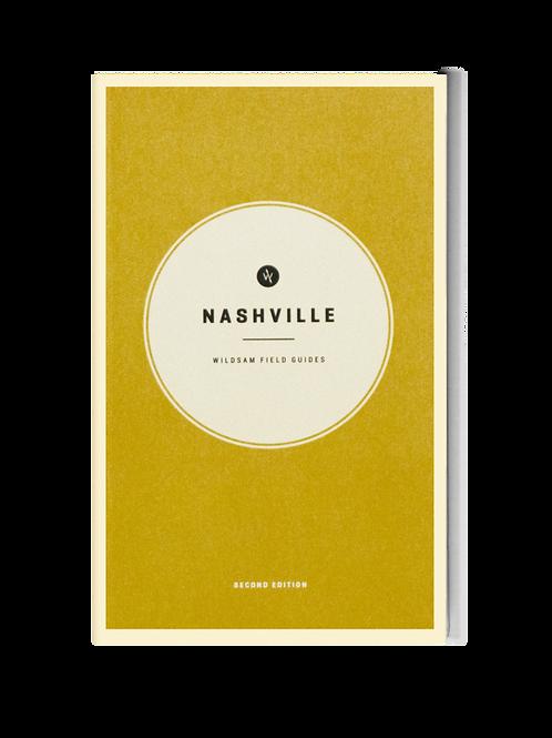 Wildsam Nashville Field Guide