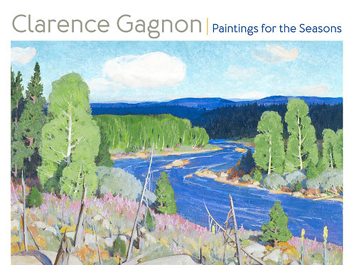 Clarence Gangon - Boxed Notecards