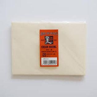 Life Label Envelope - A5, Cream