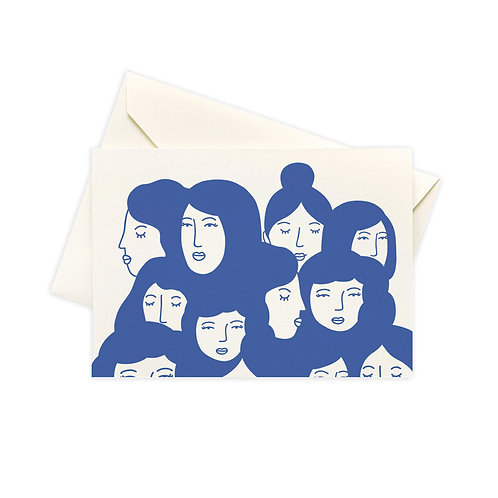 Girls Boxed Notes - Set of 10
