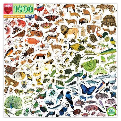 A Rainbow World - 1000Pc.