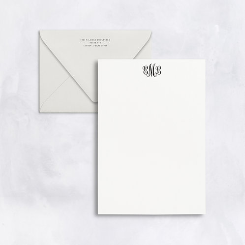 The Emma A6 Sheet - Set of 25