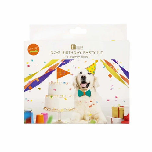 Talking Tables Dog Birthday Party Kit
