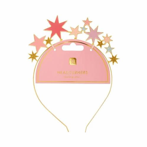 Talking Tables Rose Star Headband