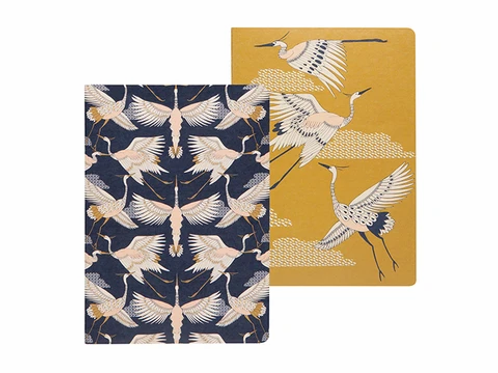 Flight of Fancy Set of Two Notebooks by Danica Studio