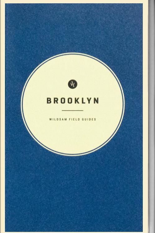 Wildsam Brooklyn Field Guide