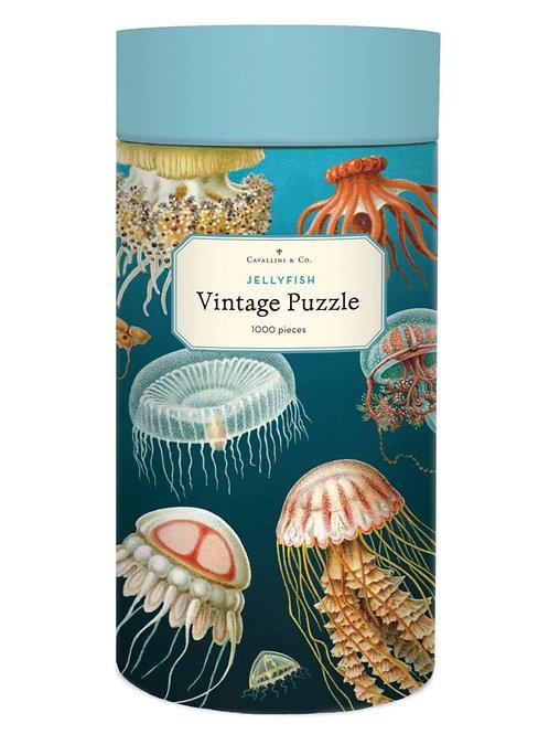 Cavallini Jellyfish - 1000 Pc.
