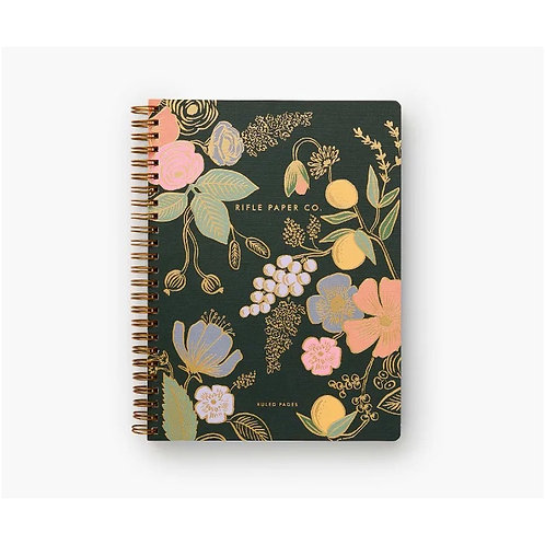 Colette Spiral Notebook by Rifle Paper Co.
