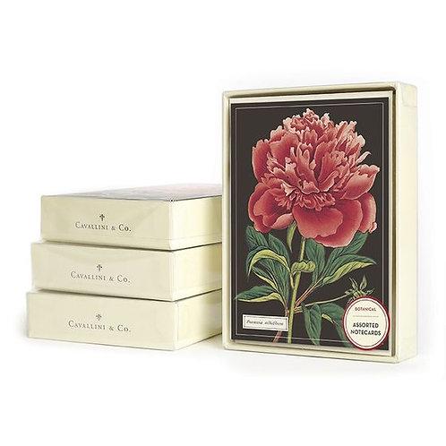 Cavallini & Co. Botanical Boxed Notecards