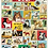 Thumbnail: Cavallini Vintage Dogs - 1000 Pc.