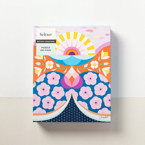 Sunshine Flowers - 500 Ct.