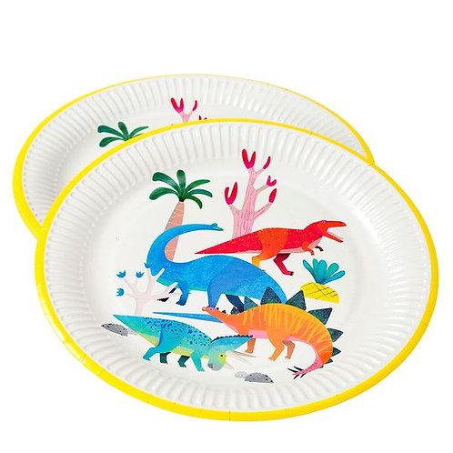 Talking Tables Party Dinosaur Plates