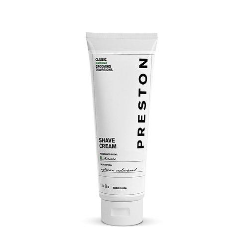 Preston Shave Cream