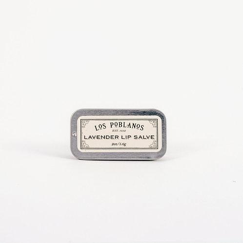 Los Poblanos - Lavender Lip Salve