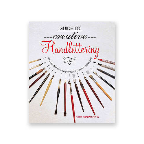 Guide to Creative Handlettering