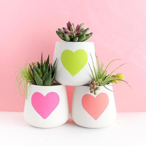 Heart Planter