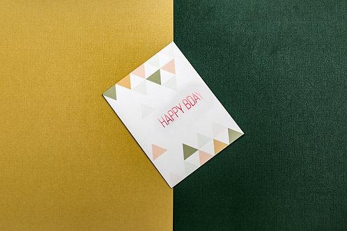Geometric Birthday