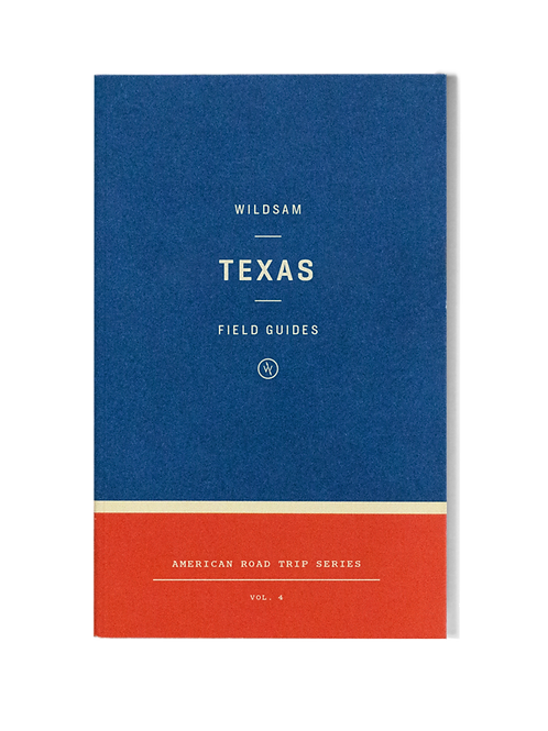 Wildsam Texas Field Guide
