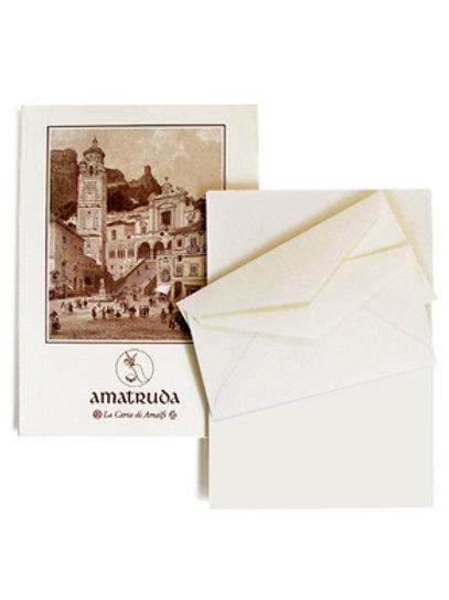Handmade Amalfi Letter Sheet Sets