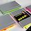 Thumbnail: Leuchtturm A5 Journal - Neon!