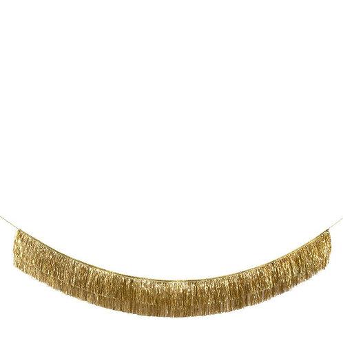 Gold Fringe Garland