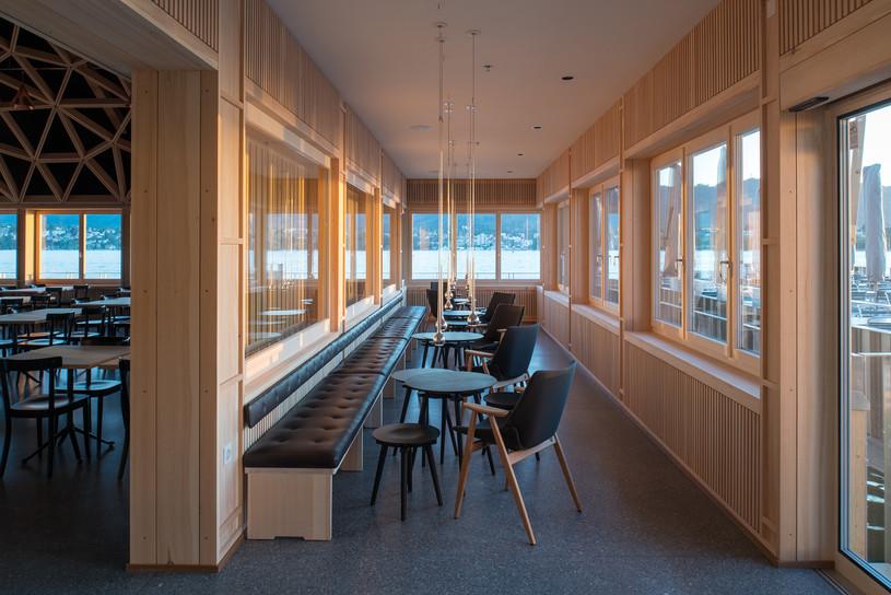 Die Lounge / Quelle: Amt für Städtebau © Juliet Haller