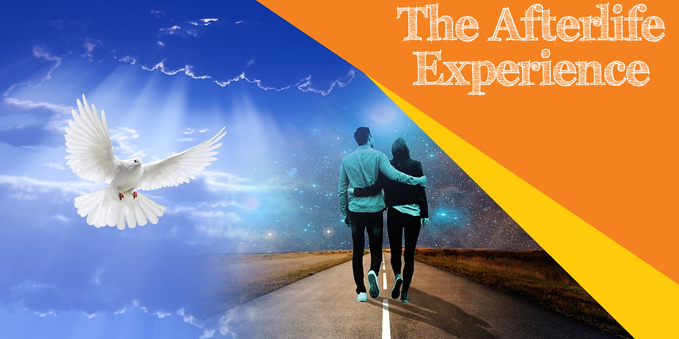 THE AFTERLIFE EXPERIENCE - SOLD OUT!
