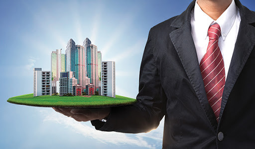 O que significa Real Estate Business?