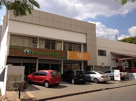 Galeria Comercial - Jardim Goiás